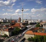 Skyline Berlin Stock Photos