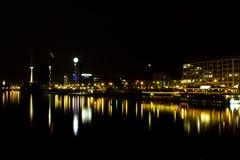 Skyline Berlin, Deutschland Stockfotografie