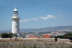Skyline bonita de Chipre Imagens de Stock