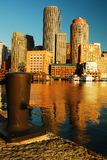 Boston Massachusetts Royalty Free Stock Photos