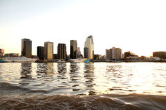 Skyline of Buenos Aires Stock Photo