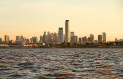 Skyline of Buenos Aires Stock Images