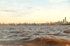 Skyline of Buenos Aires Stock Photos