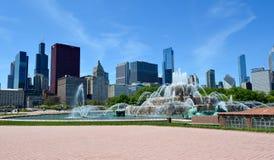 Skyline Chicago Royalty Free Stock Photo