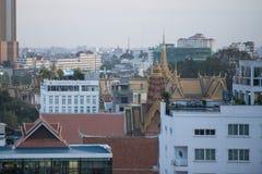CAMBODIA PHNOM PENH CITY Stock Photo
