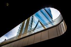 Skyline citylife lizenzfreie stockfotografie