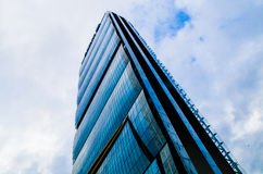 Skyline citylife Lizenzfreie Stockfotos