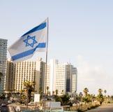Skyline cityscape Tel Aviv Israel Stock Images