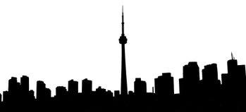 Skyline da cidade. fotografia de stock royalty free