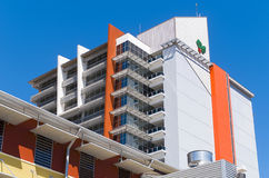 Skyline da cidade de Darwin imagem de stock royalty free