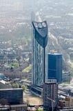 Skyline da cidade de Londres Imagens de Stock Royalty Free