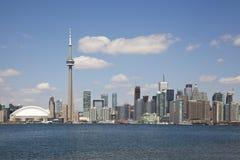 Skyline da cidade de Toronto Fotografia de Stock Royalty Free