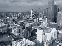 Skyline stock photo