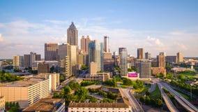 Skyline de Atlanta, Geórgia, EUA video estoque