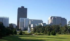 Skyline de Baton Rouge Fotos de Stock
