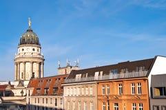 Skyline de Berlim Imagens de Stock