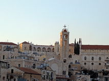 Skyline de Bethlehem Fotografia de Stock