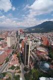 Skyline de Bogotá Fotografia de Stock
