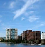 Skyline de Boston Imagem de Stock Royalty Free