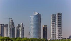 Skyline de Buenos Aires Fotos de Stock Royalty Free