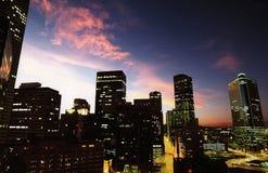 Skyline de Denver - 001 Imagens de Stock
