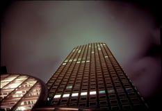 Skyline de Denver - 002 Fotografia de Stock Royalty Free