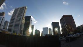 Skyline de Denver Immagini Stock Libere da Diritti