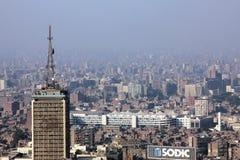 Skyline de Egito o Cairo Imagens de Stock Royalty Free