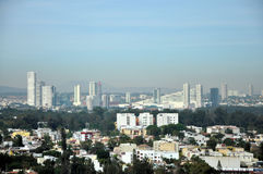 Skyline de Guadalajara Fotos de Stock