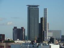 Skyline de Haia 6 foto de stock