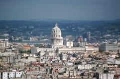 Skyline de Havana Foto de Stock