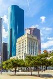 Skyline de Houston, Texas foto de stock