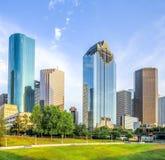 Skyline de Houston, Texas imagem de stock royalty free