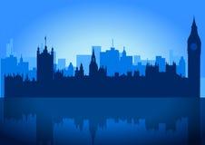 Skyline de Londres