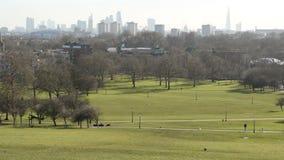Skyline de Londres filme