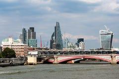 Skyline de Londres Foto de Stock Royalty Free