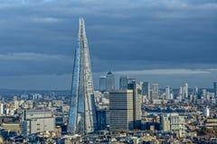 Skyline de Londres Foto de Stock