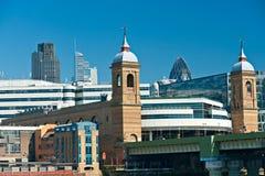 Skyline de Londres, Londres, Reino Unido Imagem de Stock Royalty Free