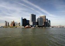Skyline de New York Foto de Stock