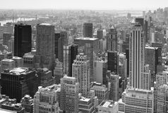 Skyline de New York foto de stock royalty free