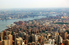 Skyline de New York City Foto de Stock