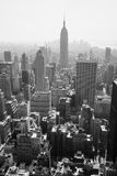 Skyline de New York City Fotografia de Stock Royalty Free