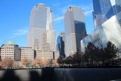 Skyline de New York City Fotografia de Stock Royalty Free