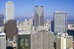 Skyline de Nova Orleães, Louisiana Imagens de Stock Royalty Free