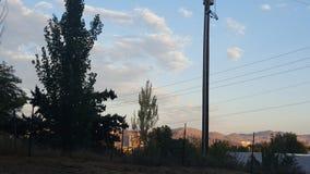 Skyline de Reno Foto de Stock