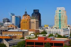 Skyline de Sacramento fotografia de stock royalty free