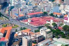 Skyline de Saigon Imagem de Stock