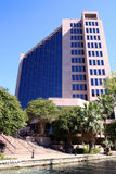 Skyline de San Antonio Texas Imagem de Stock
