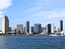 Skyline de San Diego Imagens de Stock Royalty Free