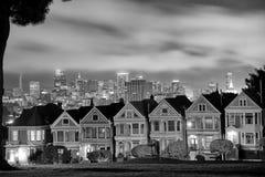 Skyline de San Francisco Imagem de Stock